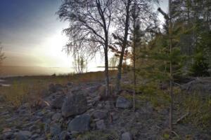 Ostssee bei Kemi in Finnland