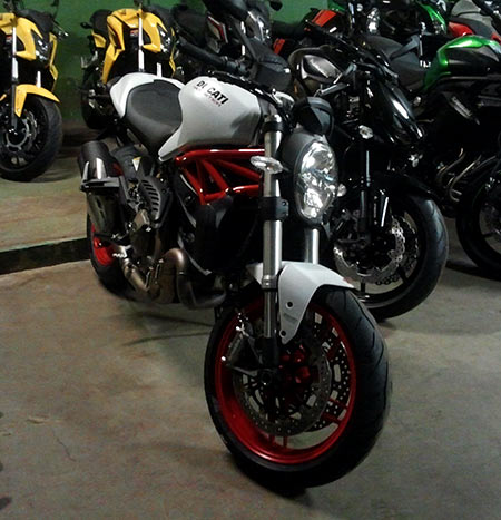 Ducati 821