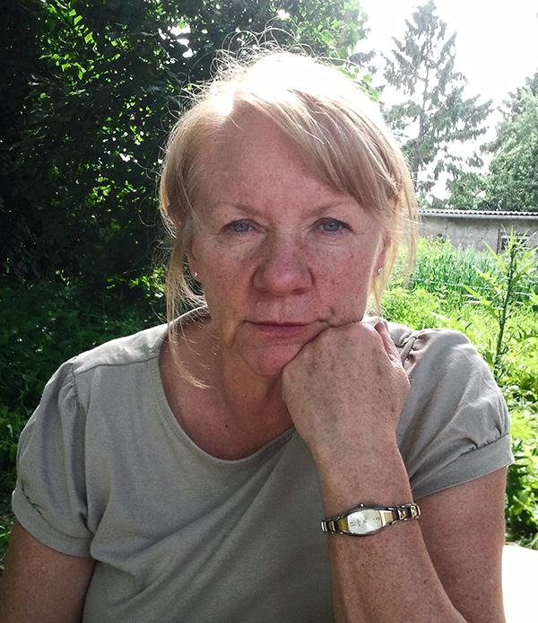Ursula Oelschlägel geb. Brose